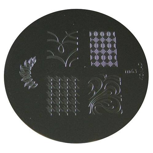 Konad Image Plate - M63