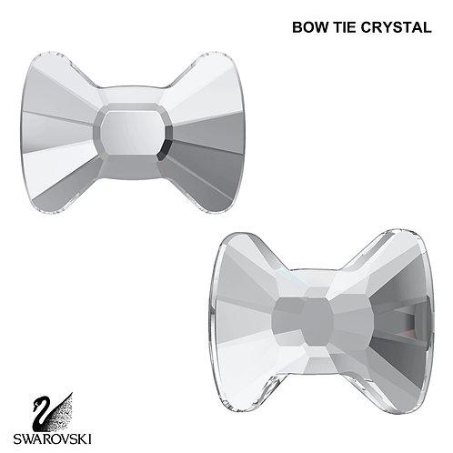 Swarovski Bow Tie Crystal 24pc