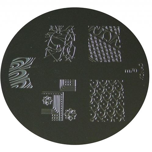 Konad Image Plate - M70