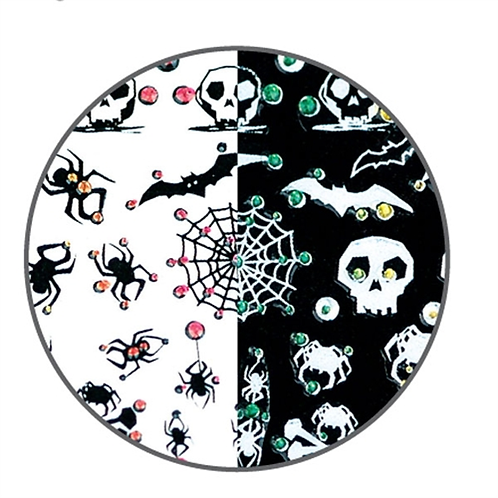 LCN Nail Art Stickers - Spiders