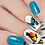 Thumbnail: LWE Water Decal - N907P Butterfly