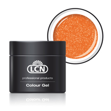 LCN COLOUR GEL - #106 LIGHT ORANGE 5ML
