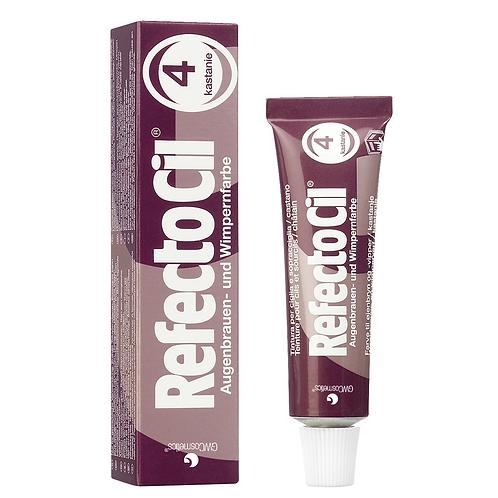 RefectoCil Tint #4 Chestnut 15ml