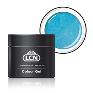 LCN COLOUR GEL - #PB PEARL BLUE 5ML