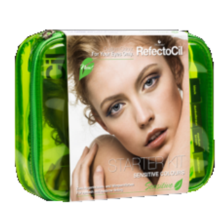 RefectoCil Sensitive Professional Tinting Starter Kit