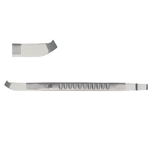 MBI-325 Cuticle Pusher Flat w/ Pterygium Remover
