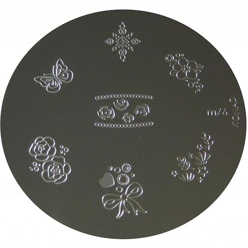 Konad Image Plate - M76