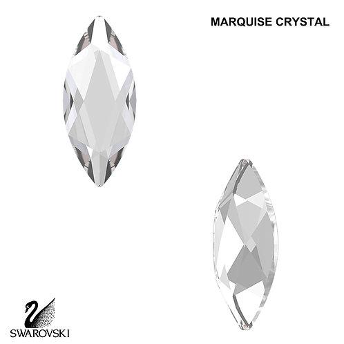Swarovski Marquise Crystal 12pc