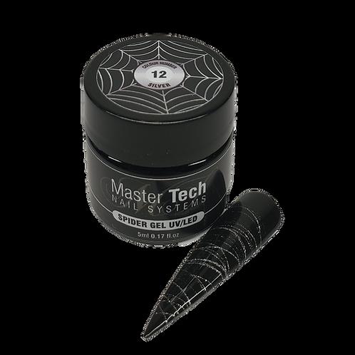 MT Spider Gel - Silver 5ml