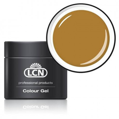 LCN COLOUR GEL - #408 GOLD HONEY PRINCESS 5ML