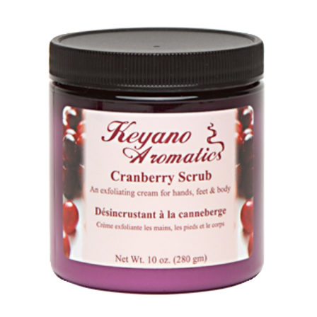 Keyano Cranberry Scrub