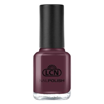 LCN NAIL POLISH - #122 Alluring Prune
