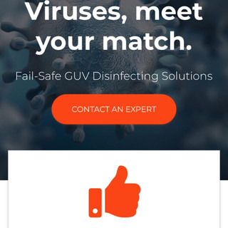 Fail-Safe GUV Disinfecting Solutions