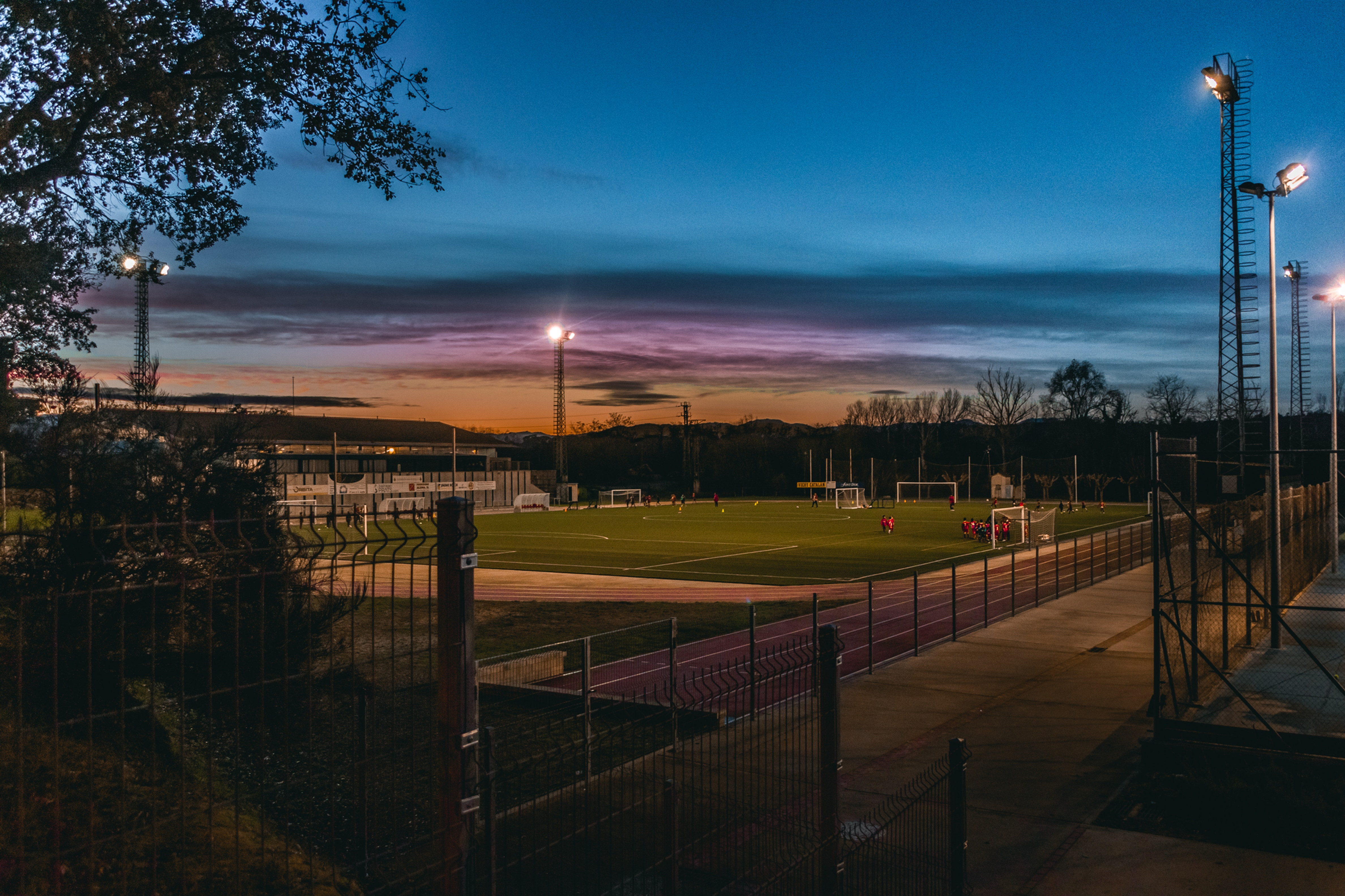 Sports and Field Lighting