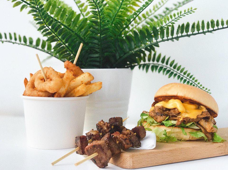 WOYAO Burger