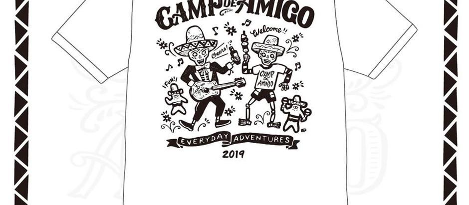 【2019 Camp de Amigo 活動快報】