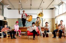 日本 - Black Bottom Brass Band (BBBB)
