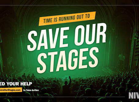 NIVA: Save Our Stages