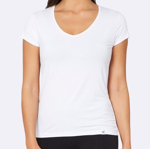 Bamboo Clothing Womens T-shirt