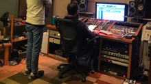Marmora's latest recording finished at Chicago's Bricktop Recording