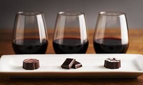 Wine or Beer / Chocolate Pairings