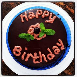 Samaritan Xocolata's Famous Best Chocolate Cake
