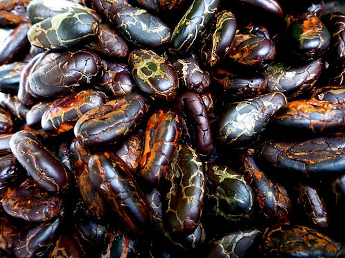 Raw Ground Beans