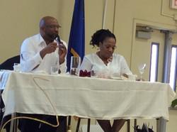 Pastor Ron & Jennifer Thomas