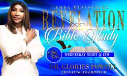 BISHOP'S REVELATION BIBLE STUDY