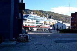 The Marina in Tromso, Norway