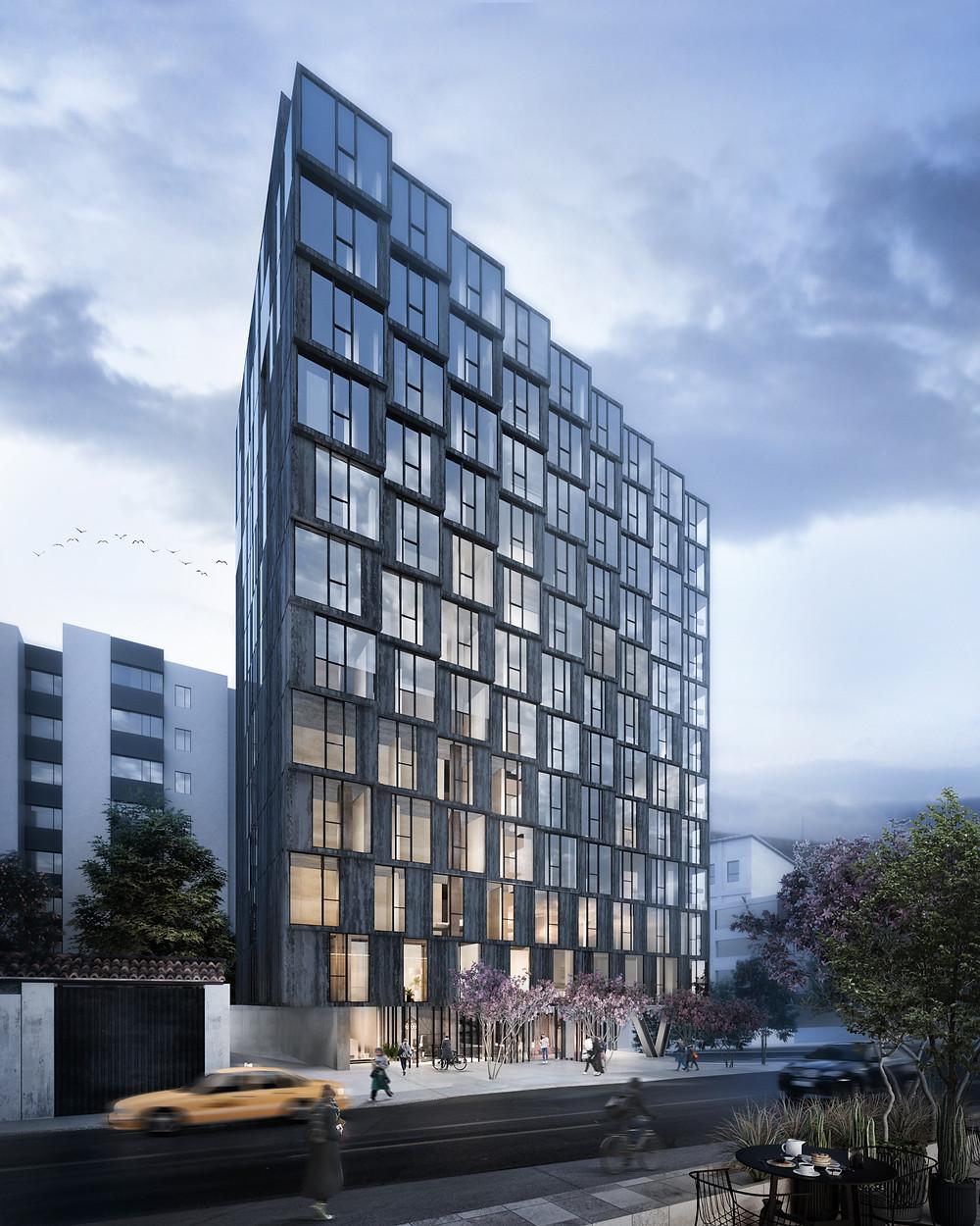 Arquitectos en Quito diseña hoteles con certificación de ecoeficiencia