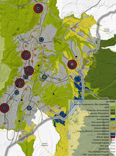 Quito Spatial Plan