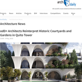odD+ Reinterpreting Historic Quito