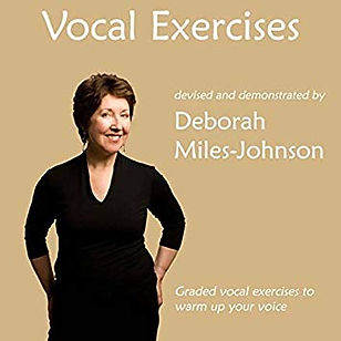 Deborah Miles-Johnson Vocal Exercises available on ChoraLine app