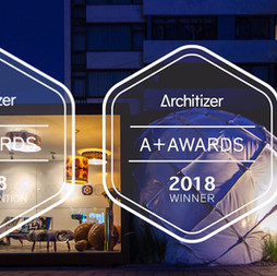 Architizer A+ Award 2018