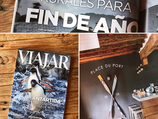 ¡¡Place du Port en la revista VIAJAR!!