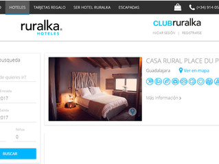 Place du Port y Ruralka Hoteles