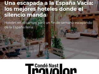 ¡¡De nuevo en Condé Nast Traveler!!