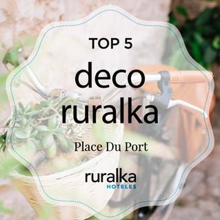PDP en primer lugar dentro del Top 5 en decoración!!!
