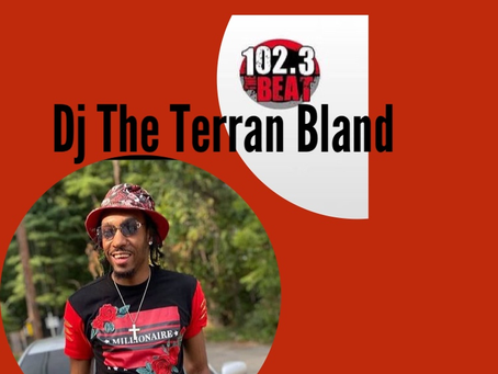 Kicking it with Dj The Terran Bland