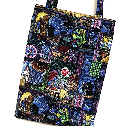 Beauty and the Beast Tote