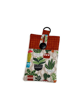 Cactus Cell Pouch