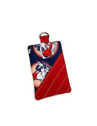 Wonder Woman Cell Pouch