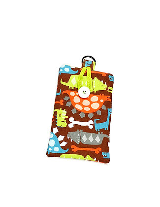 Dinos Cell Pouch 2