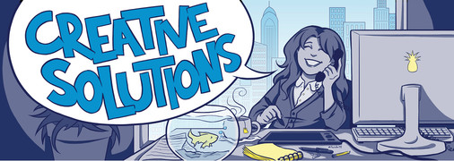 Creative Solutions Banner