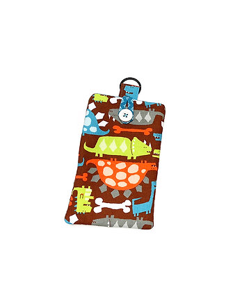 Dinos Cell Pouch