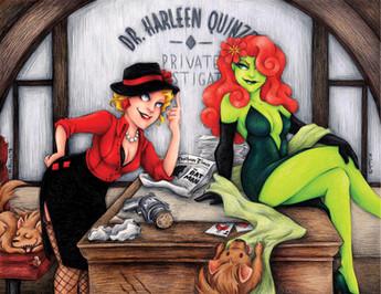 Harley Quinn PI