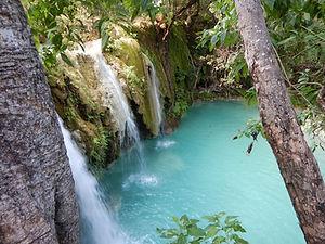MIL CASCADAS en Taxco de Alarcón. Enlaces Turisticos