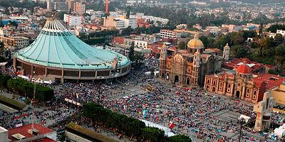 VILLA DE GUADALUPE. Ciudad de México. Paseos Virtuales