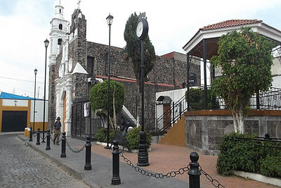 ALCALDÍA IZTACALCO. Ciudad de México. Paseos Virtuales